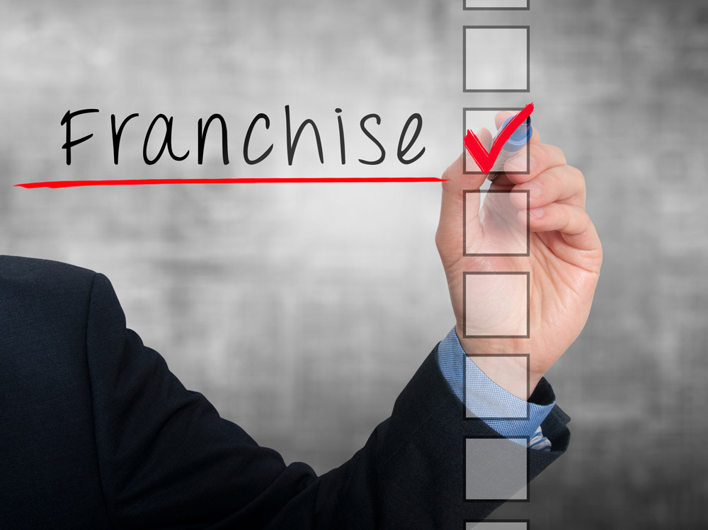 Selecting the right franchise
